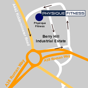 Physique Fitness, Droitwich