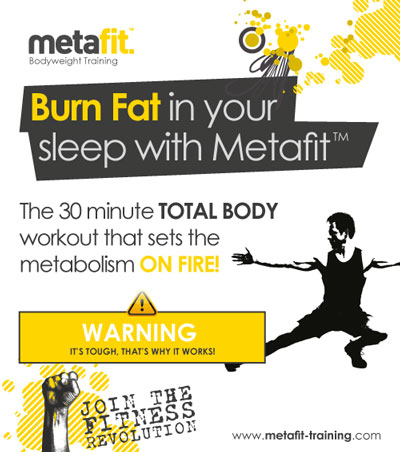 metafit 30 minute workout